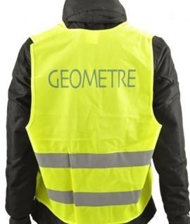 Gilet haute visibilité basics GEOMETRE