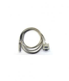 Cable de transfer doc 27, Vente de cable transfer station totale Sokkia, Topographie-lepont.fr