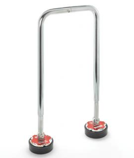 Souleveur magnétique double aimants